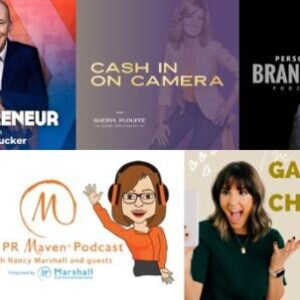 Discover Pods.com James J Griffin Build Your Personal Brand